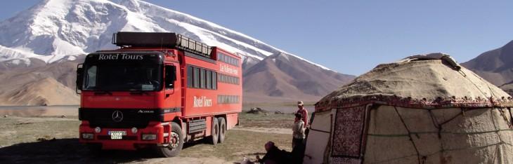 Reiseblog - Die Alte Seidenstrasse in Zentralasien