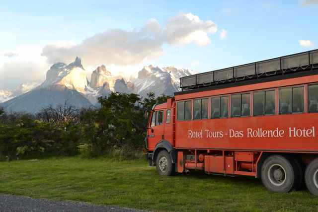 Torres del Paine Nationalpark - 02