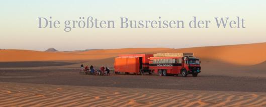 Reisen mit Rotel - der Reiseblog
