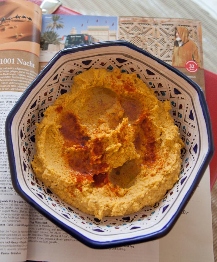 Arabisches Rezept