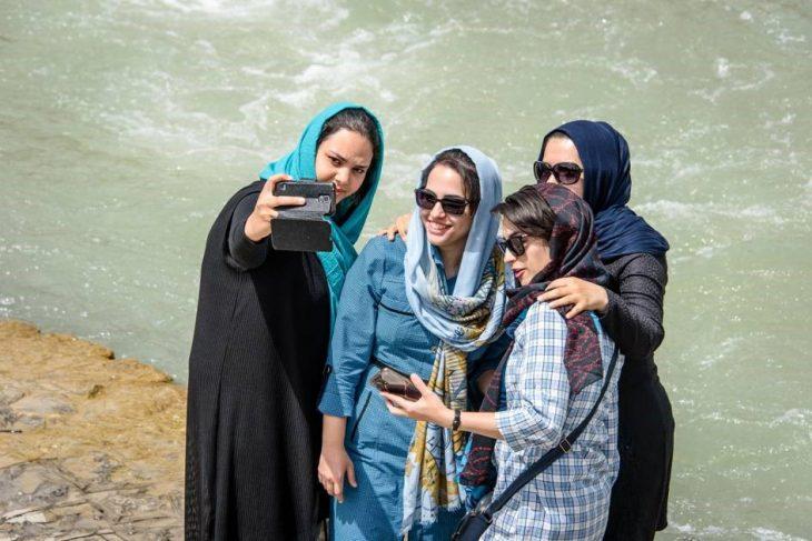 Reise in den Iran