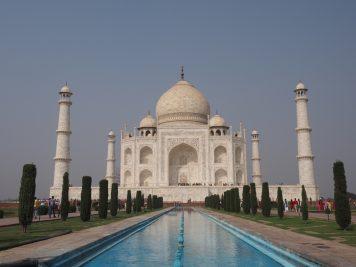 Taj Mahal Palast