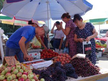 Markt Obst Bischkek
