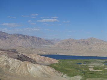 Natur See Berge