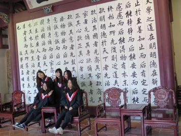 Tempel Schüler