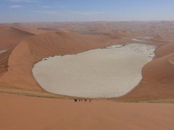 Deadvlei, Wüste
