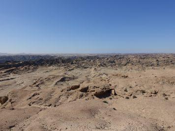 Namibia, Wüste, Mondlandschaft