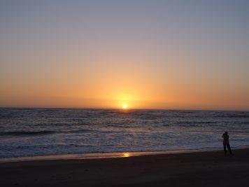 Sundowner, Sonne, Meer Abend