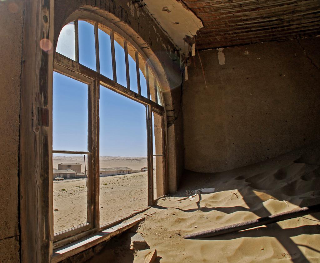 Verlassenes Kolmannskuppe