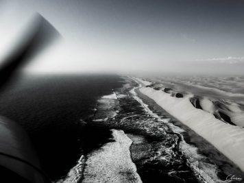 Namibia, Rundflug, Namib, Wüste