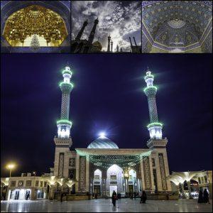 Iran Moschee Persien Rotel Tours