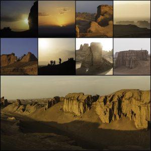 Iran Rotel Tours Wüste